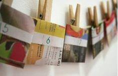 Home made adventný kalendár | Keď prídu sviatky | Keď je voľno | Rodinka.sk
