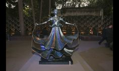 Paseo de la Reforma se viste de surrealismo con esculturas de Dalí (Fotos) - Aristegui Noticias