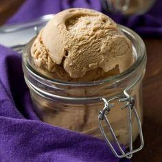 Chai Tea Ice Cream via Nutmeg Nanny