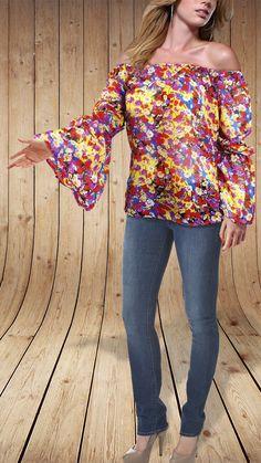 Combina esos exelentes estampados con un pantalon jeans clasico o de color. #Graffiti #ahoramuchisimomejor #fashion #style #stylish #love #cute #beauty #beautiful #instagood #pretty #beige #swag #girl #girls #design #model #dress #shoes #styles #outfit #shopping #glam #ropaparadamasencaracas