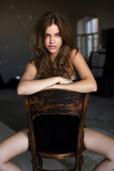 Barbara Palvin by Zoltan Tombor.     Barbara has the greatest expressions in this series of portraits. You disagree you die!