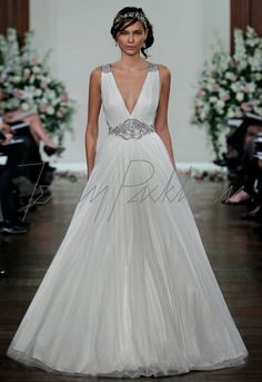 Jenny Packham bridal gown.. named Blaire.. i mean, if that isnt meant to be then i dont know what is ;)