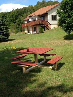 Estate Picnic Table