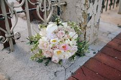 Bouquet by Bloomwoods Flowers. Photo from Karen + Shaun collection by Amanda Berube Photography