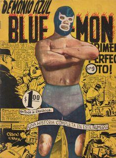Comic Book Heroes, Comic Books, Crime Comics, Ted, Mexican Wrestler, Drug Design, Mexican Art, Jojo Bizarre, Jojo's Bizarre Adventure