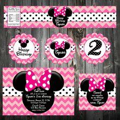 Minnie Theme Birthday