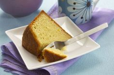 Lemon Madeira Cake - This comes out extremely light with a crust on top. I add a lemon glaze and it goes down a treat!