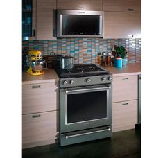 KitchenAid KSDB900ESS 30 Inch Wide 7.1 Cu. Ft. | Build.com Major Kitchen Appliances, Lac Saint Jean, Single Oven, Oven Racks, Wall Oven, Slow Cooker, Drawers, Remodeling Contractors