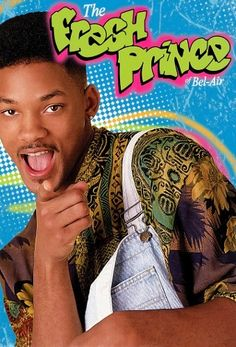 The Fresh Prince of Bel Air I know this isn't a movie, but I want to watch all of the episodes.
