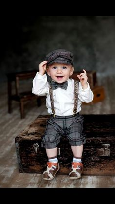 Little gentleman