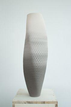 Olivier Van Herpt  3D printing ceramic texture