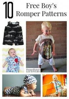 310f1a1bb3031f 25 Best Baby Boy Sewing Patterns images