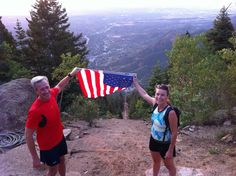 Happy July 4th !!- on the Incline, Manitou Springs, CO