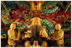 廟宇之旅-行!來去拜拜: 台北景福宮