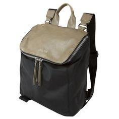 This Taupe Strap Hanger Backpack by Kenneth Cole Reaction is perfect! #zulilyfinds