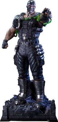 Bane Venom Version Polystone Statue                                                                                                                                                     Más