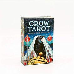 Crow Tarot by MJ Cullinane Best Tarot Decks, Tarot Card Decks, Tarot Cards Online, Hermetic Tarot, Sun And Moon Tarot, Rider Waite Tarot, Love Tarot, Tarot Card Meanings, Tarot Spreads