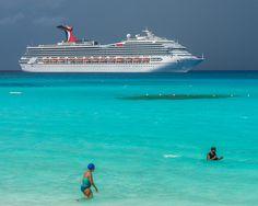Half Moon Cay ...... Incredible water and beach, Bahamas, by pboehi, via Flickr