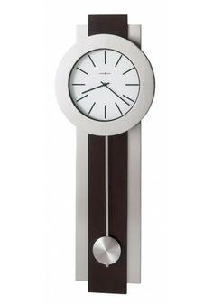 Merlot Cherry Finish, Quartz Movement, 625-279 Bergen Howard Miller Wall Clock