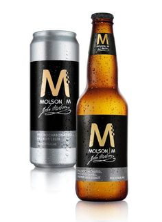 Molson M by Spring Design Partners.