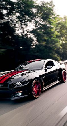 "h-o-t-cars:  "" Ford Mustang MMD V-Series 