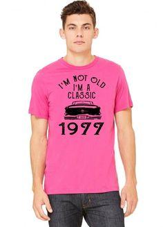 i'm not old i'm a classic 1977 Tshirt