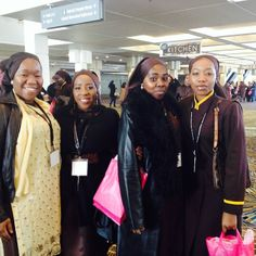 Modesty International!