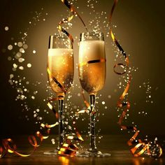 2015 Happy New Year Champagne Celebration iPhone 6 Wallpaper Happy New Year 2015, Happy New Year Images, Year 2016, Happy 2017, Holidays And Events, Happy Holidays, Wallpaper S8, Wallpaper Ideas, Happy New Year Wallpaper
