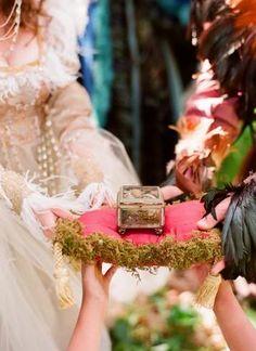 Style Inspiration: A Midsummer Night's Dream :  wedding central ca color schemes decor Fairy 102 Photobucket