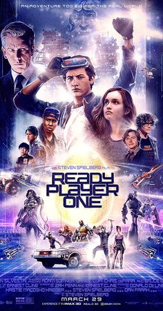 Ready Player One (2018) on IMDb: Movies, TV, Celebs, and more...