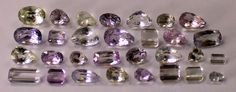 100% Natural 95.9 Carat Beautiful Mix Color VVS Cut Kunzite From Afghanistan