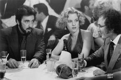 Still of Al Pacino, Penelope Ann Miller and Sean Penn in Carlito's Way