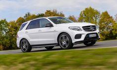 Кроссовер GLE пополнился новой версией от Mercedes-AMG