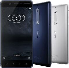 UNIVERSO NOKIA: Nokia 5 Smartphone Android OS 7 Nougat Specifiche ...