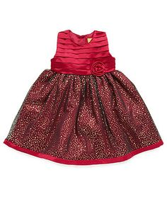 my baby girls xmas eve dress Baby Girl Party Dresses, Dresses Kids Girl, Baby Dress, My Baby Girl, Baby Girls, Holiday Dresses, Summer Dresses, Toddler Dress, Kids Girls