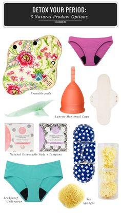 Green period. Salud Natural, Natural Detox, Natural Health, Period Kit, Period Hacks, Menstrual Cup, Feminine Hygiene, Cloth Pads, Green Life