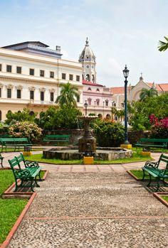 Casco Veijo, Panama