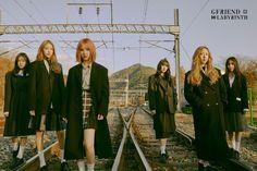 Gfriend Album, Gfriend Yuju, Extended Play, South Korean Girls, Korean Girl Groups, Gfriend Profile, Lee Hyun Woo, Photoshoot Images, Cloud Dancer