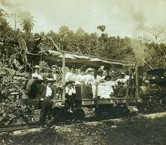 Observation Car, Golden Grove R.R., St Ann, Jamaica | Flickr