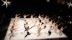On March 3rd, The School of American Ballet 2014 Winter Ball: Celebrating SAB's 80th Anniversary at the David H. Koch Theater.