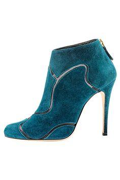 OOOK - Gaetano Perrone - Shoes 2013 Fall-Winter - LOOK 12