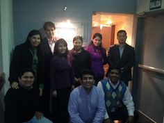 Reunión socio Perú Julio 2014