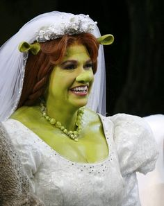 Photo Coverage: SHREK The Musical Opening Night Curtain Call