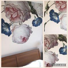 #muursticker #inepien #bloemen #pimpjemuur #romantisch #loveisintheair