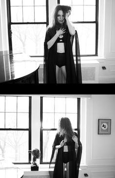 Julianne Moore - Rika #8 by Helena Christensen, Spring/Summer 2013