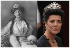 The Royal Order of Sartorial Splendor: Flashback Friday: Tiaras, Lost and Found