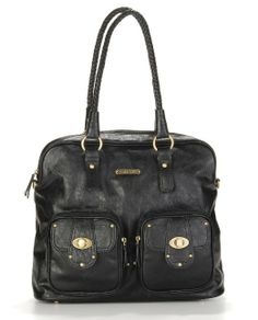 Marc Jacobs inspired diaper bag.
