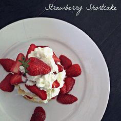This amazing Strawberry Shortcake Recipe will have you coming back for seconds!