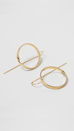 le hen circle earring