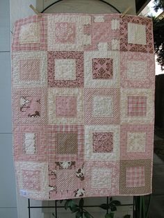 Baby Quilt for Maggie | Flickr - Photo Sharing!